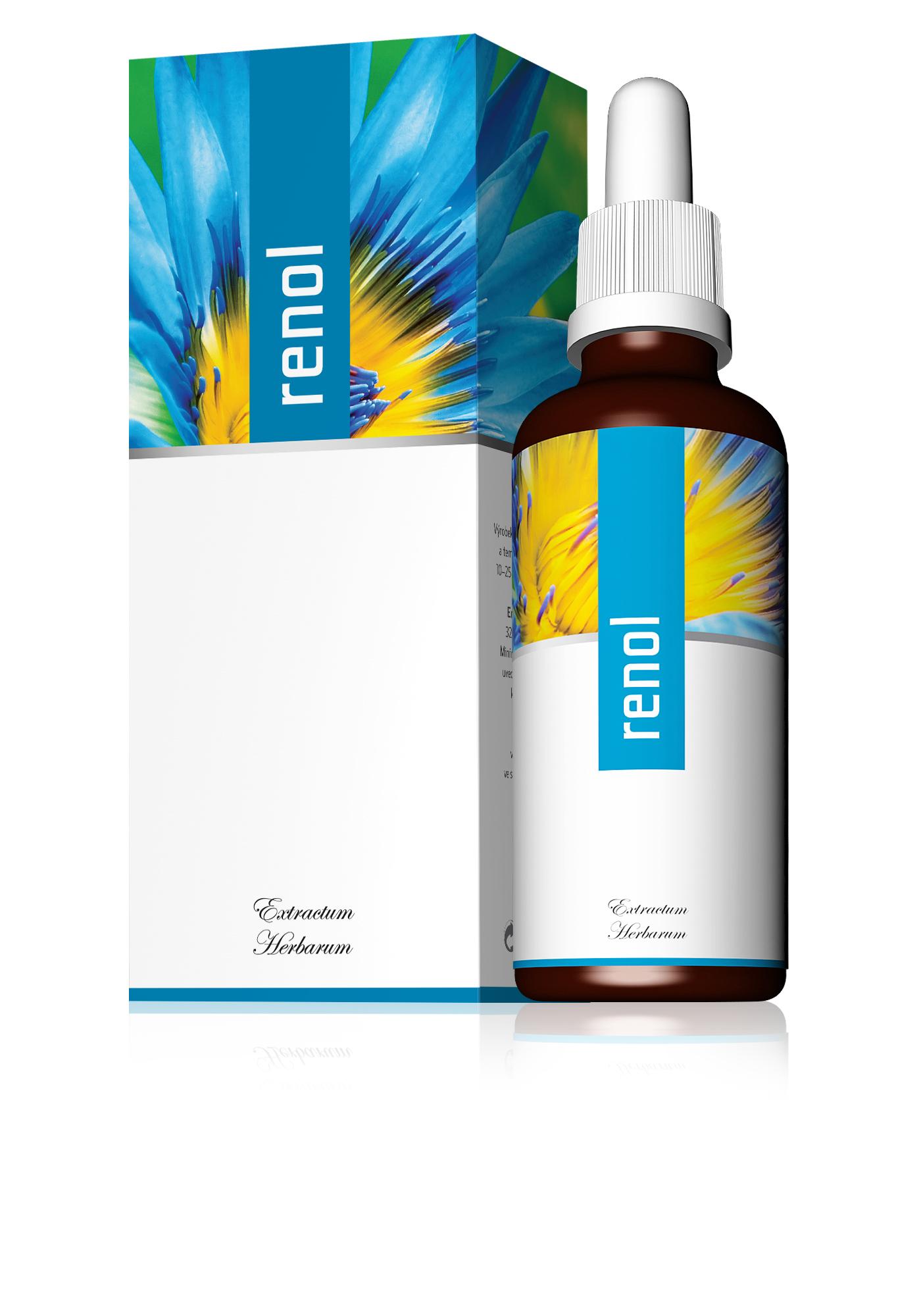 Energy Renol, 30 ml