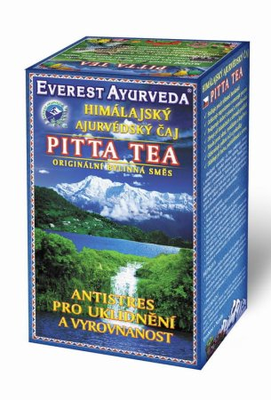 Everest Ayurveda Pitta Tea, 100g - 2 kusy