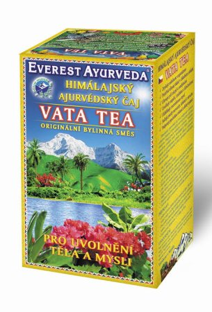 Everest Ayurveda Vata Tea, 100g - 2 kusy