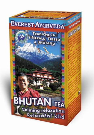 Everest Ayurveda Bhutan Tea, 100g - 2 kusy