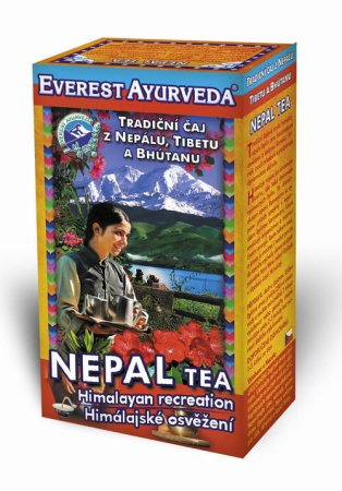 Everest Ayurveda Nepal Tea, 50g - 2 kusy