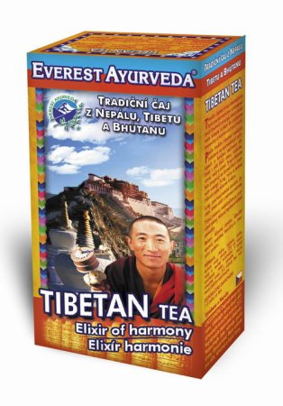 Everest Ayurveda Tibetan Tea, 50g - 2 kusy