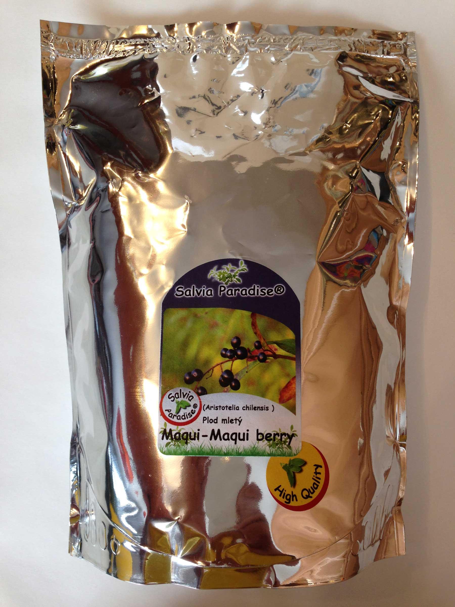 Salvia Paradise Maqui berry prášek, 50g