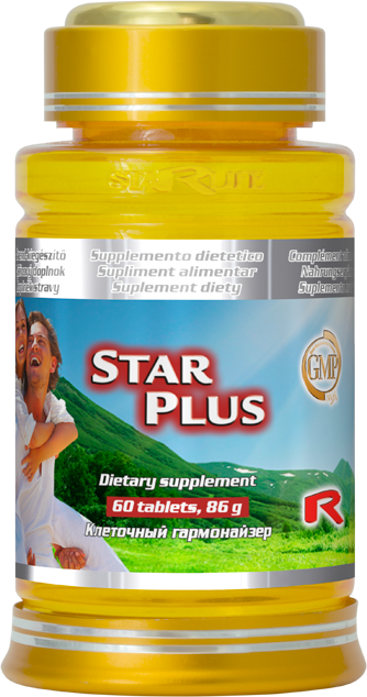 Starlife Star Plus, 60 tbl