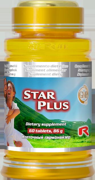 Starlife Star Plus, 60 tbl