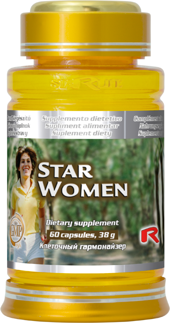 Starlife Star Women, 60 cps