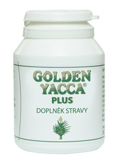 EGYM Bohemia Golden Yacca Plus, 70g
