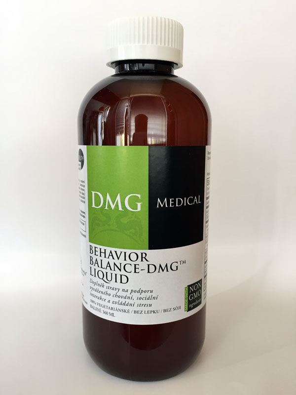 DaVinci Behavior Balance-DMG™ Liquid, 355 ml