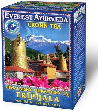 Everest Ayurveda Triphala, 100g