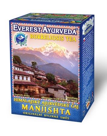 Everest Ayurveda Manjishta, 100g