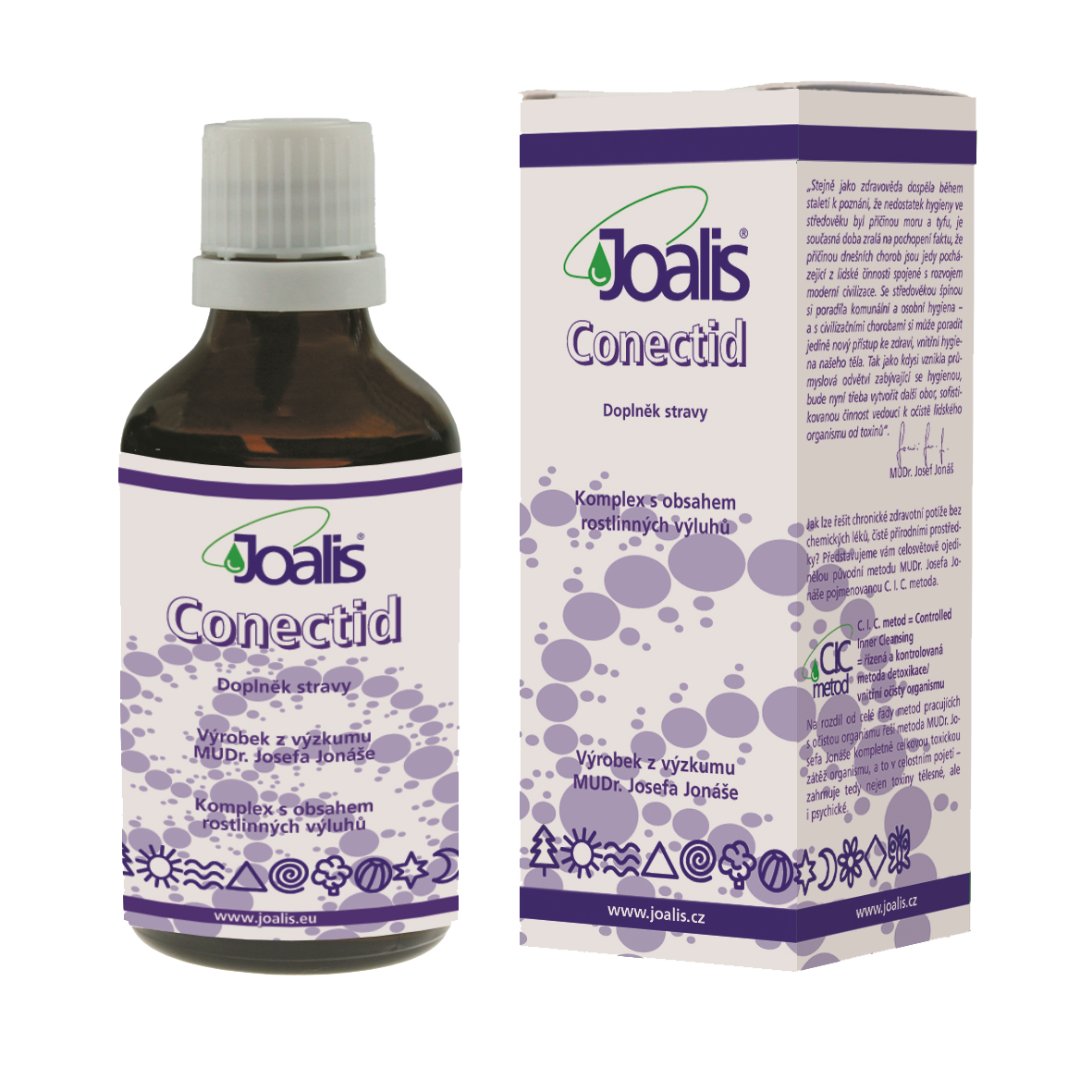 Joalis Conectid, 50ml