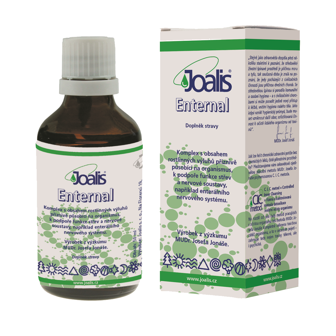 Joalis Enternal, 50ml