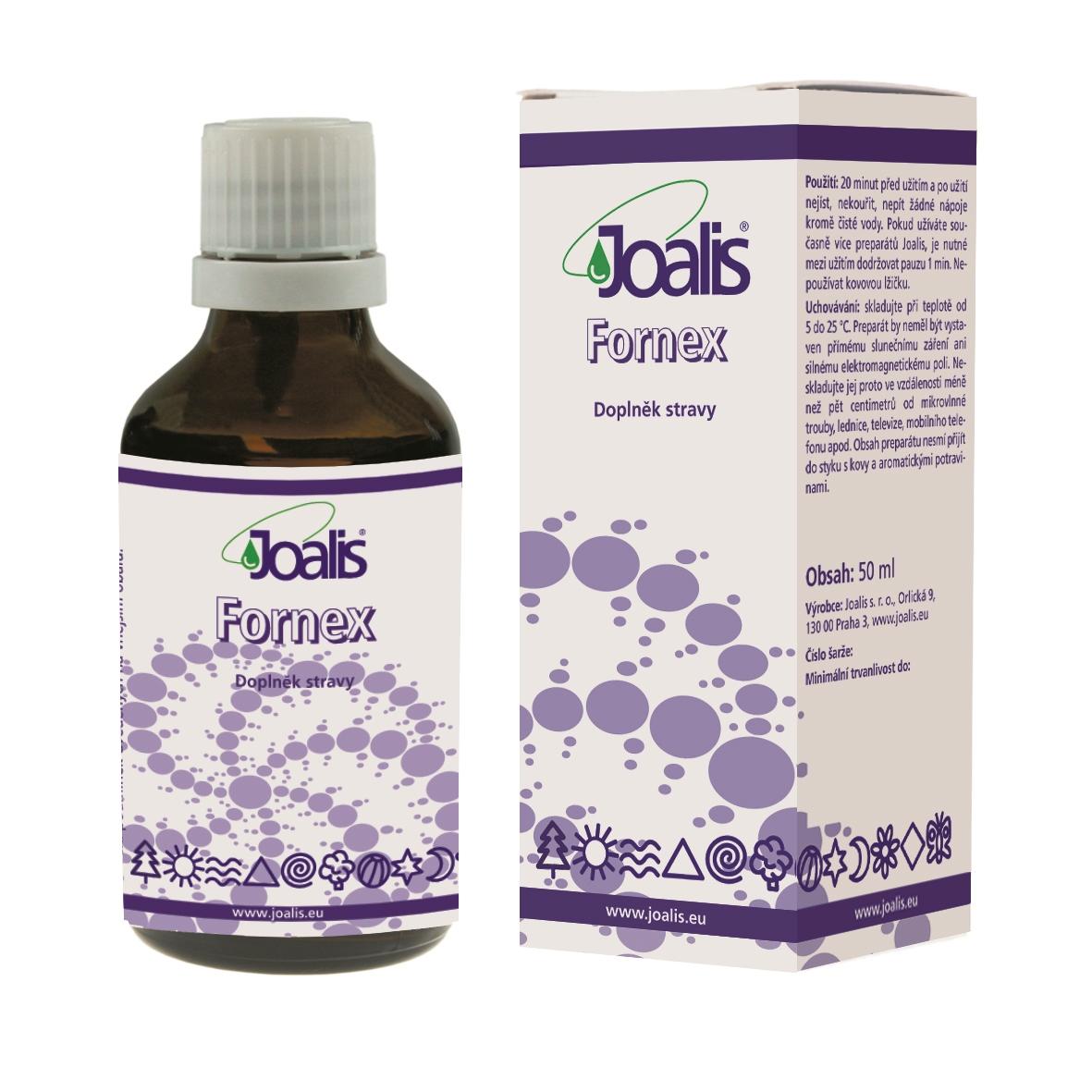 Joalis Fornex, 50ml
