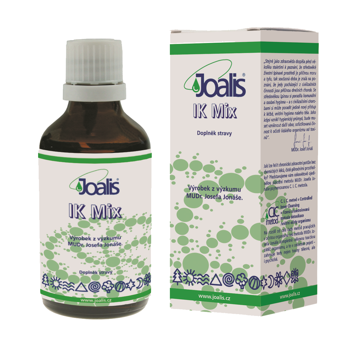 Joalis IK Mix, 50ml