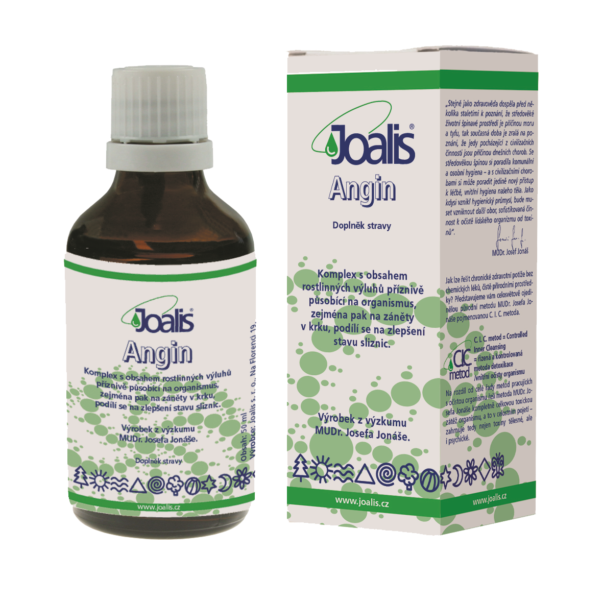 Joalis Anagin, 50ml