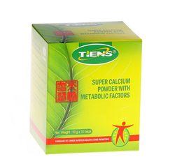 Tianshi Biologický vápník pro stabilizaci cukru, 10g x 10 sáčků
