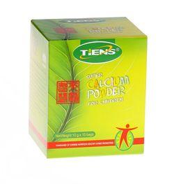 Tianshi Biologický vápník pro děti, 10g x 10 sáčků