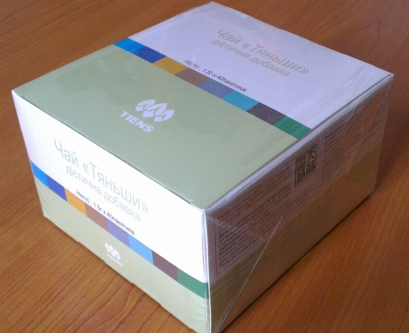 Tianshi Antilipidový čaj, 1,5g x 40 sáčků