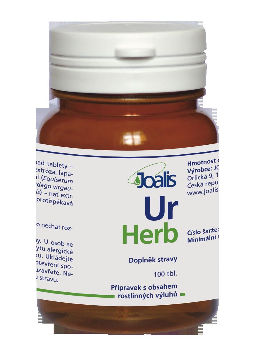 Joalis UrHerb (UrinoHelp), 100 tbl.