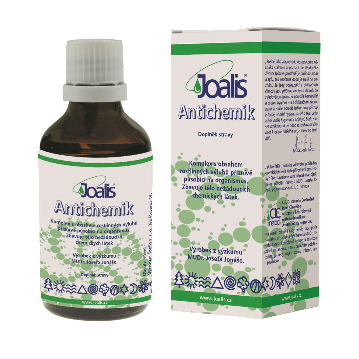 Joalis Antichemik, 50ml