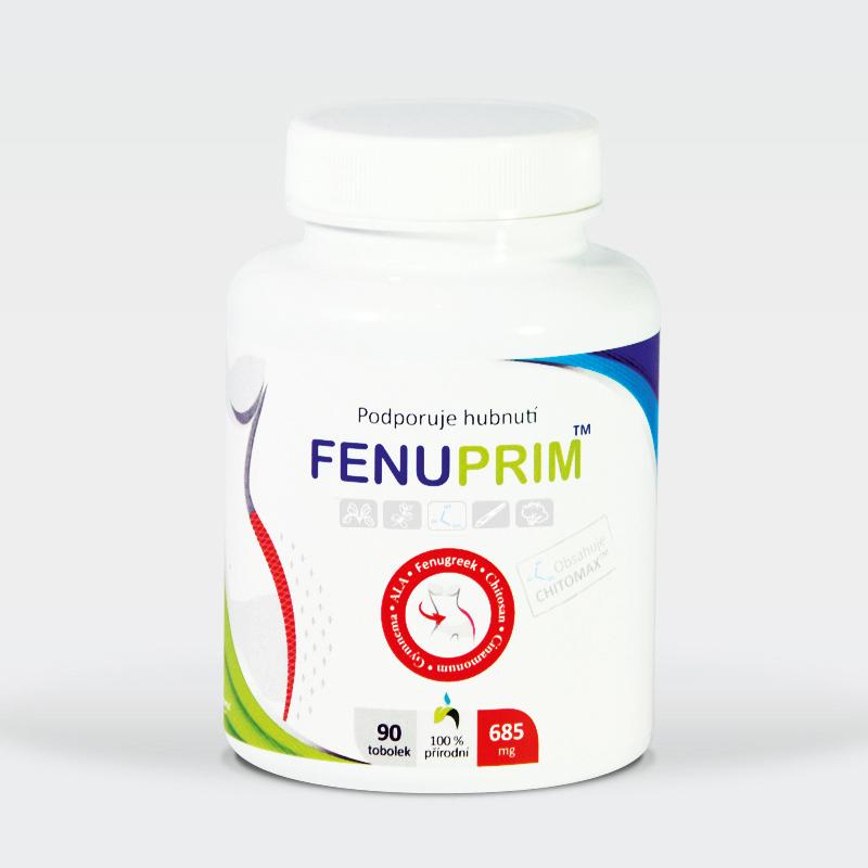Superionherbs Fenuprim, 90cps