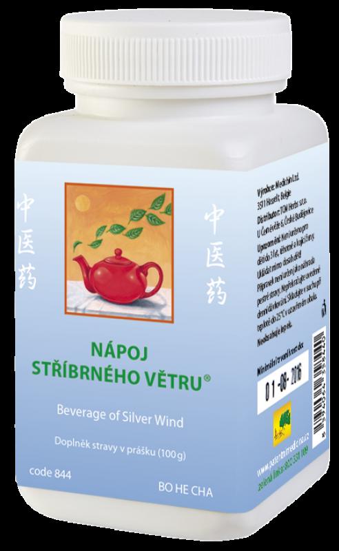 TCM Herbs Nápoj stříbrného větru, 100 g