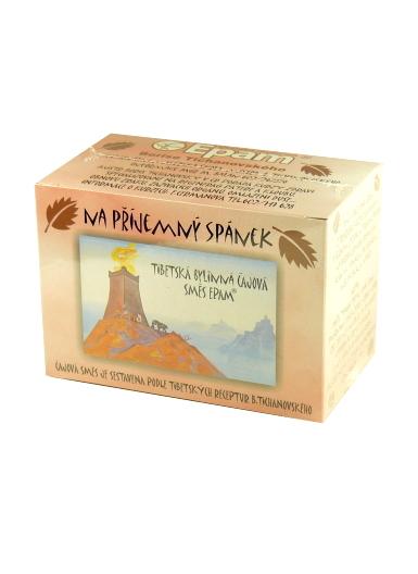EPAM Čaj na příjemný spánek - porcovaný - porcovaný, 40 g