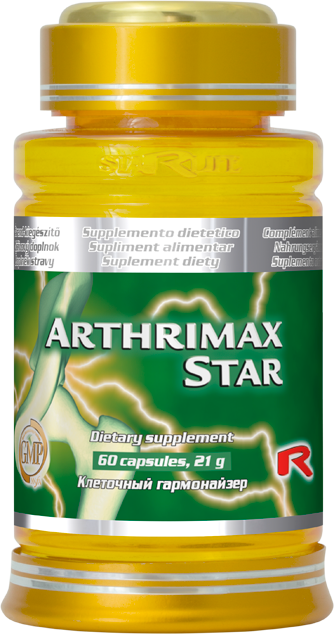 Starlife Arthrimax Star, 60 cps