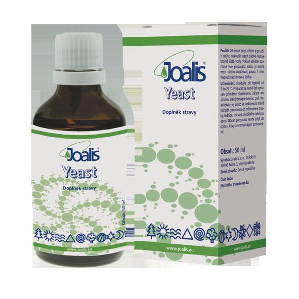 Joalis Yeast, 50 ml.