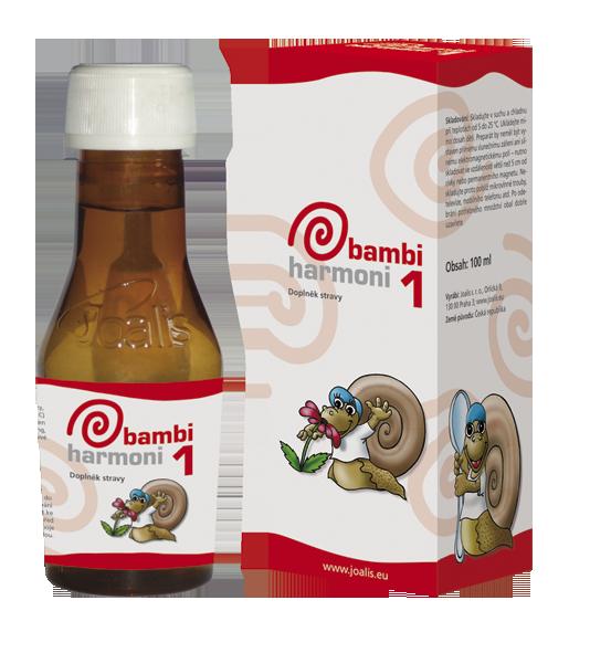 Joalis BambiHarmoni 1, 100 ml