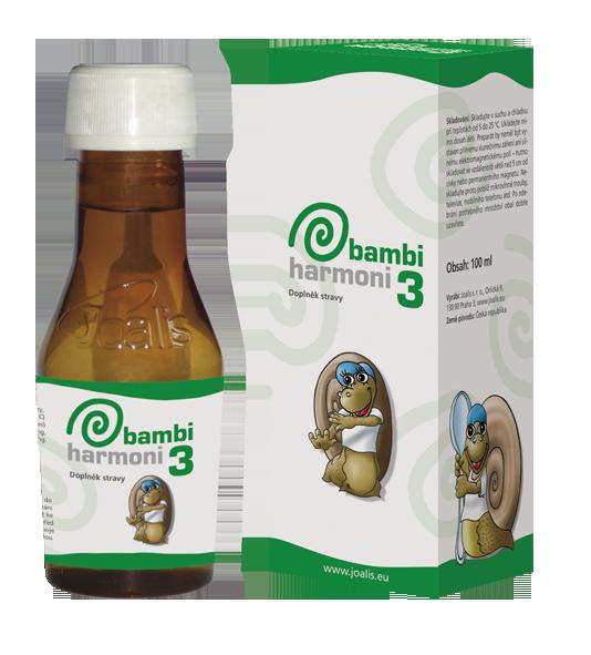 Joalis BambiHarmoni 3, 100 ml