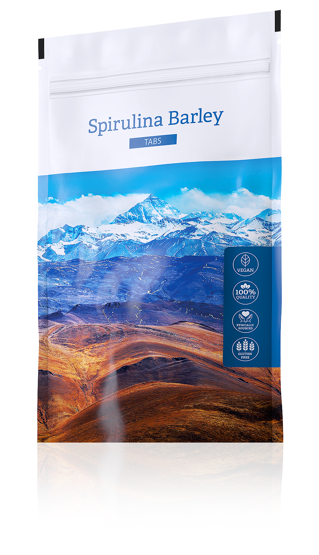 Energy Spirulina Barley Tabs, 200 tbl