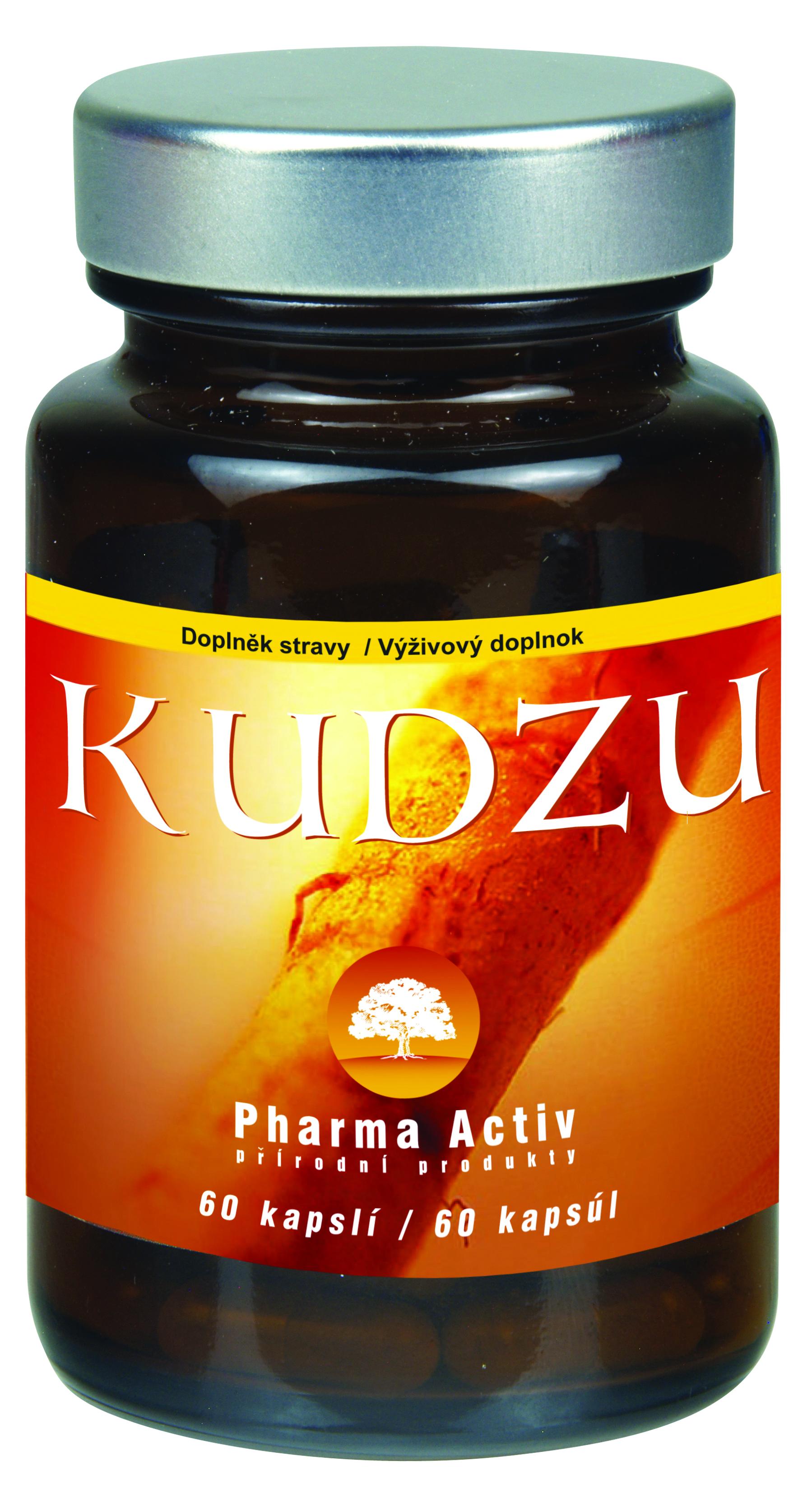 Pharma Activ Kudzu, 60 tbl.