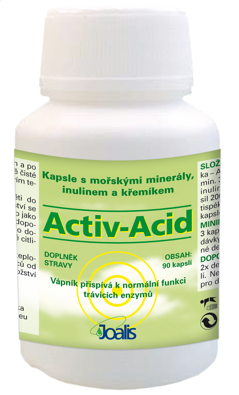 Joalis Activ-Acid, 90 cps