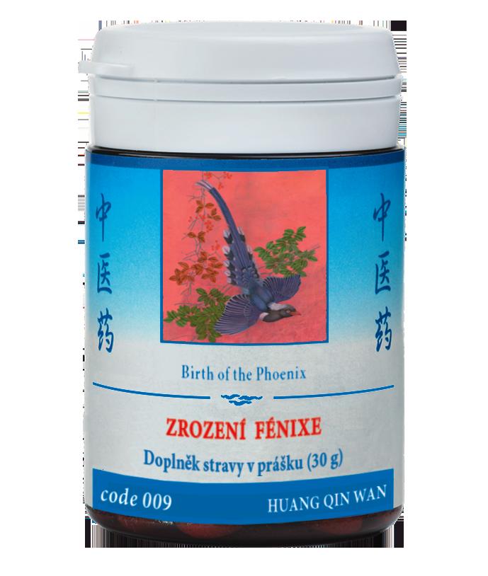 TCM Herbs Zrození fénixe, 30 g bylinného produktu v prášku