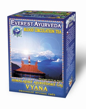 Everest Ayurveda Vyana, 100g