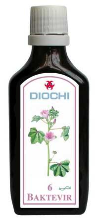 Diochi Baktevir, 50 ml