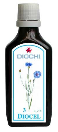 Diochi Diocel, kapky 50 ml