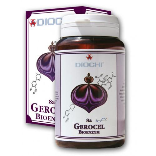 Diochi Gerocel kapsle - bioenzym, 90 cps.