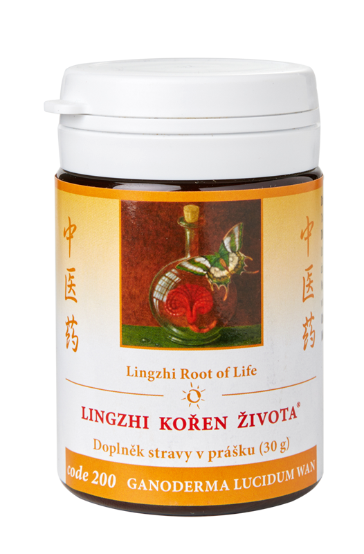 TCM Herbs Lingzhi kořen života, 30 g
