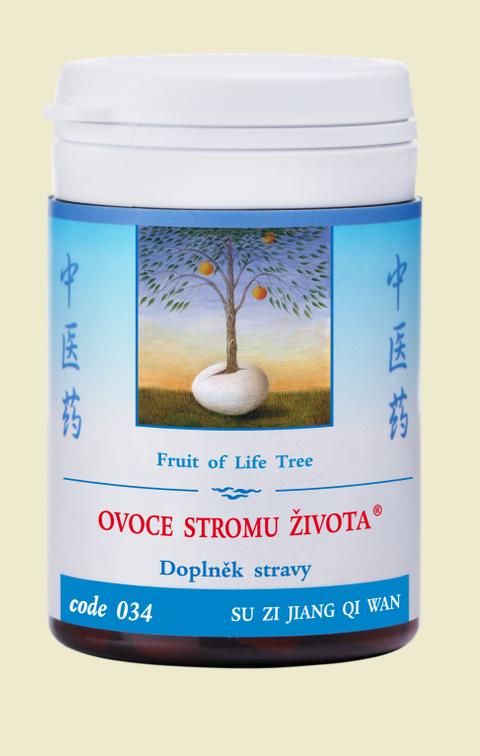 TCM Herbs Ovoce stromu života, 100 tbl