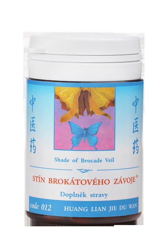 TCM Herbs Stín brokátového závoje, 100 tbl