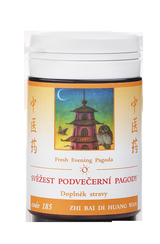 TCM Herbs Svěžest podvečerní pagody, 100 tbl