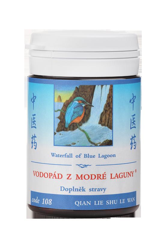 TCM Herbs Vodopád z modré laguny, 100 tbl