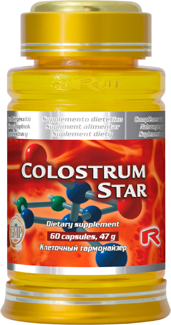 Starlife Colostrum Star, 60 cps