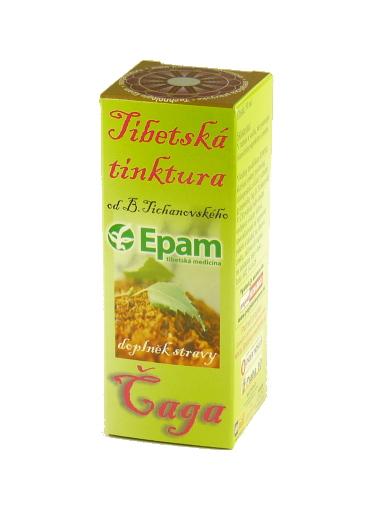 EPAM Tinktura EPAM Čaga, 50 ml