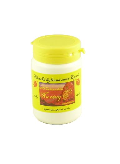 EPAM Tobolky EPAM Na cévy a cholesterol, 100 tbl.