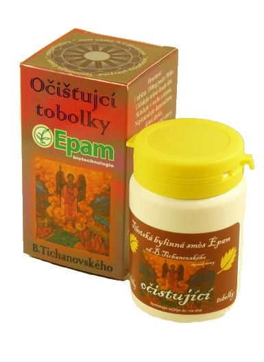 EPAM Tobolky EPAM Očišťující směs, 100 tbl.