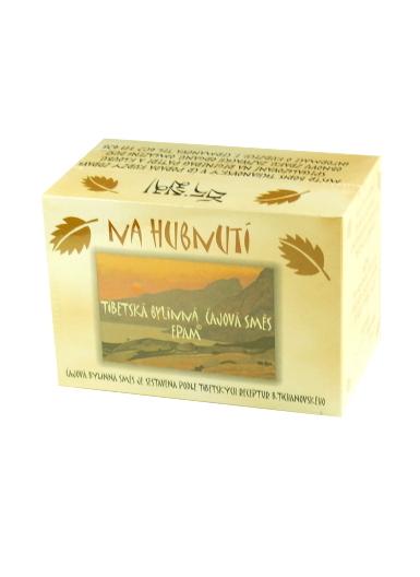 EPAM Čaj na hubnutí - porcovaný, 40 g