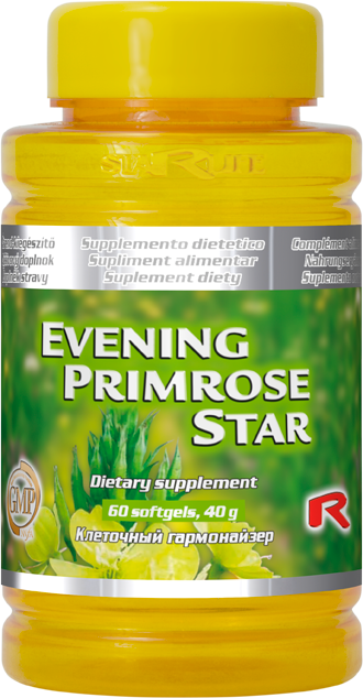 Starlife Evening Primrose Star, 60 sfg